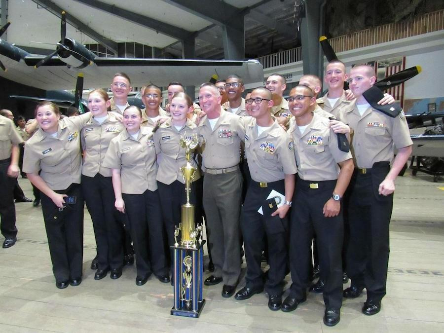 NJROTC win national championship