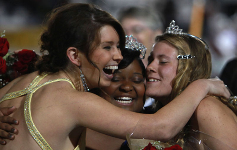 Royalty at North: North's top three Homecoming Queen nominee's express their excitement and gratitude