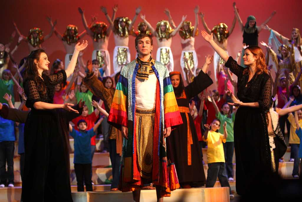 North's Winter Mainstage 'Joseph and the Amazing Technicolor Dreamcoat