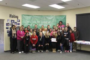 Students Help Rebuild Joplin