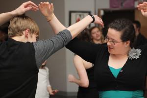 Swing dancing opportunity this week