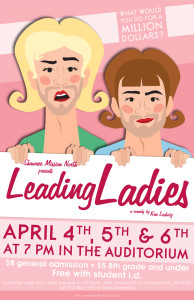 Spring play opens this week