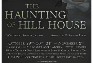 Haunting of Hill House Shows This Week