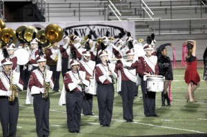 North Hosts First Annual Marching Festival