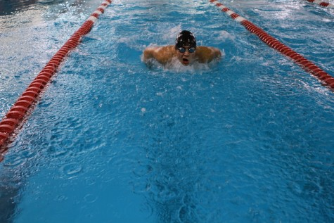 Boys swim update
