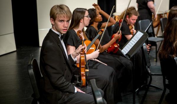 Shawnee Mission North Orchestra