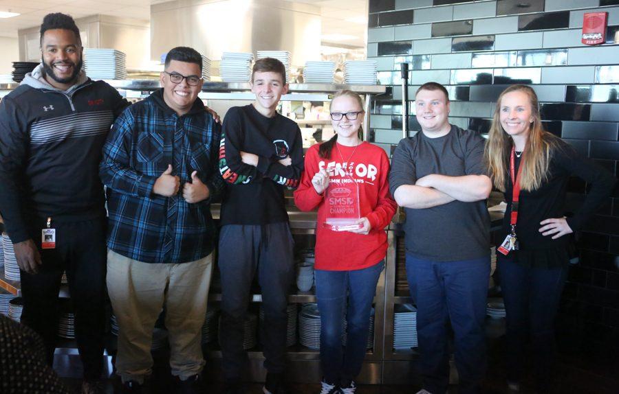 North Wins SMSD Best Pie Challenge
