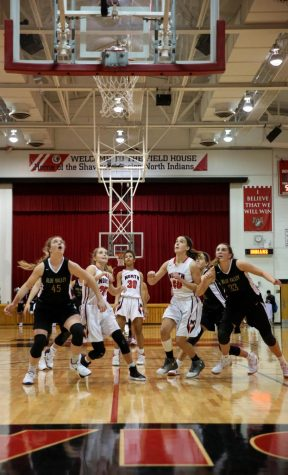 SMN Varsity Girls Basketball Game