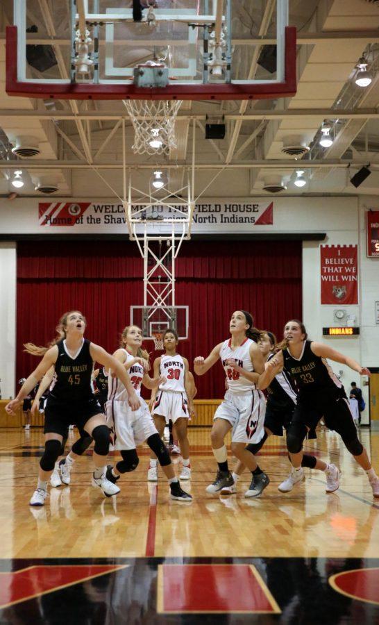 SMN Varsity Girls Basketball Game