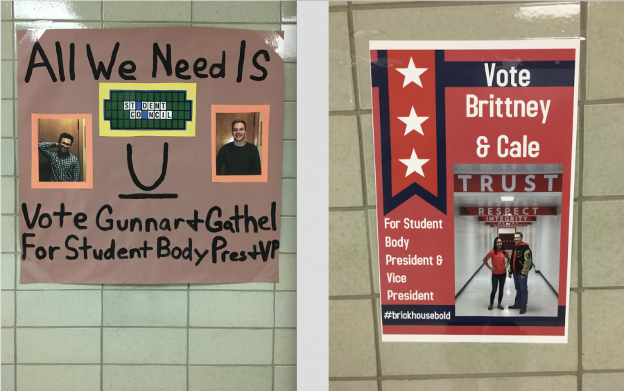 Student Body Elections