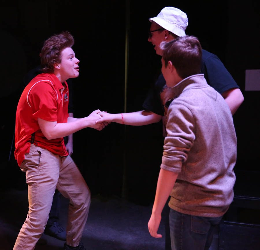 """Scenes From Shakespeare V"" opens March 8"