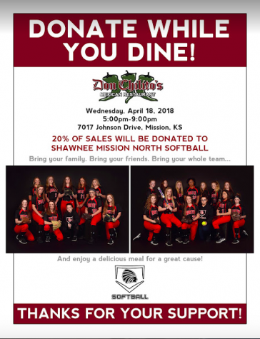 Softball Fundraiser at Don Chilito's