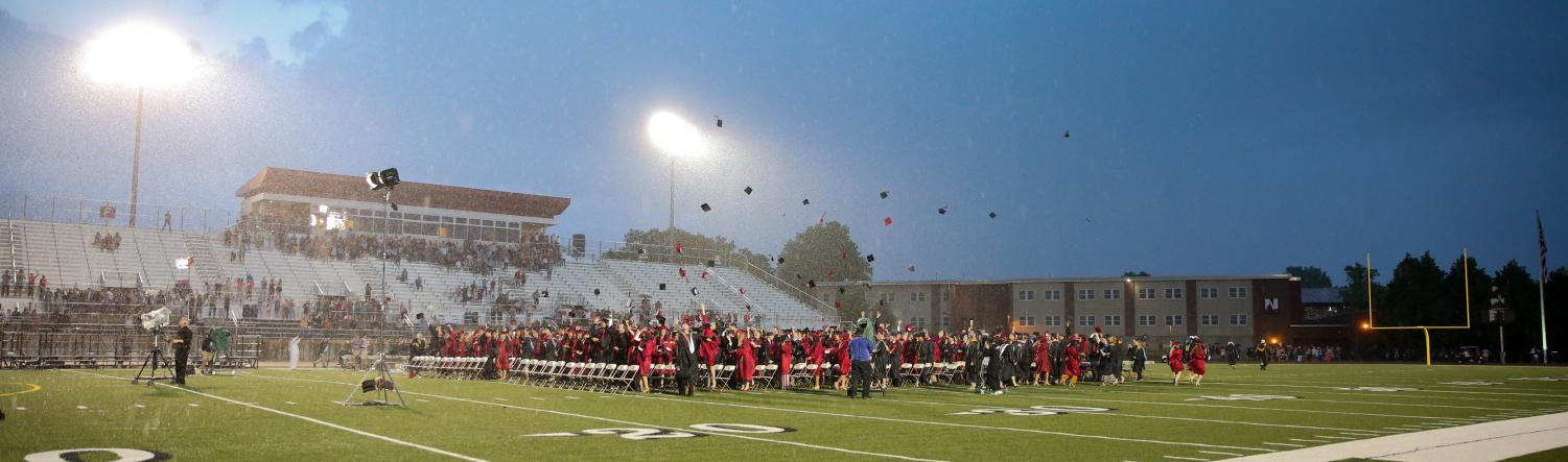 Shawnee Mission North Commencement Exercises