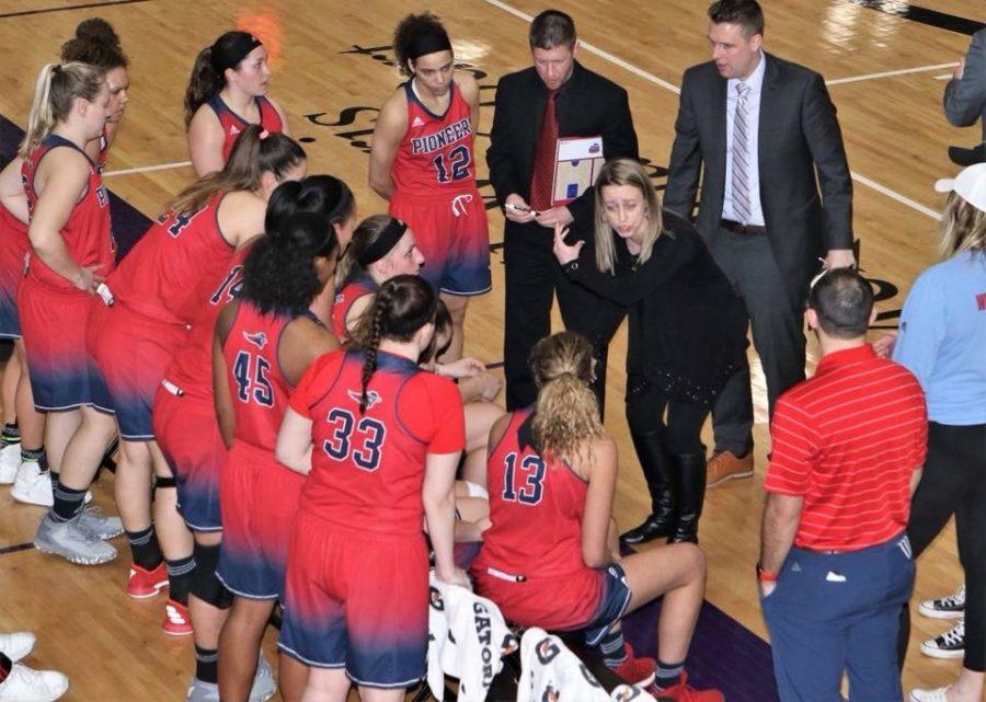 New girls varsity basketball coach