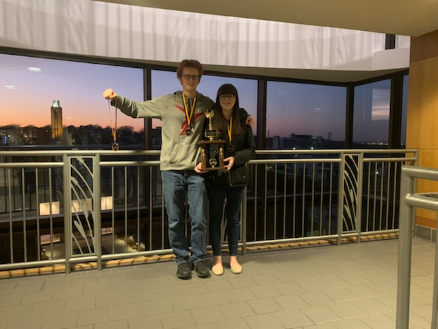 SM North chess team places third at tournament
