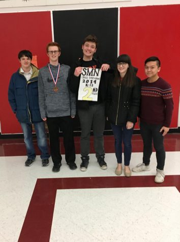 SM North chess team places second at home tournament