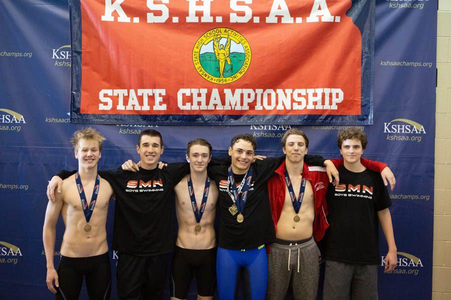 Boys Swim State