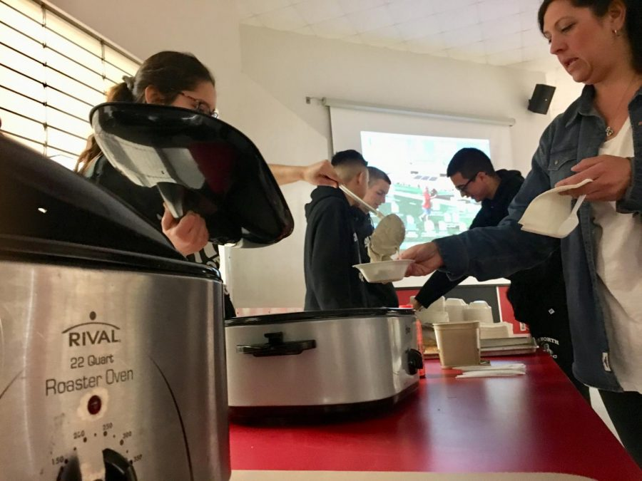 SM North ROTC holds annual biscuits and gravy breakfast