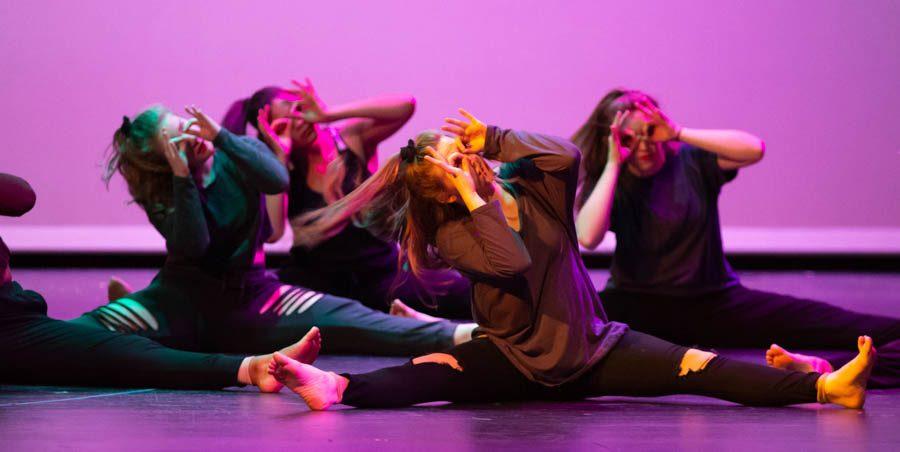 Dance Team Spring Show