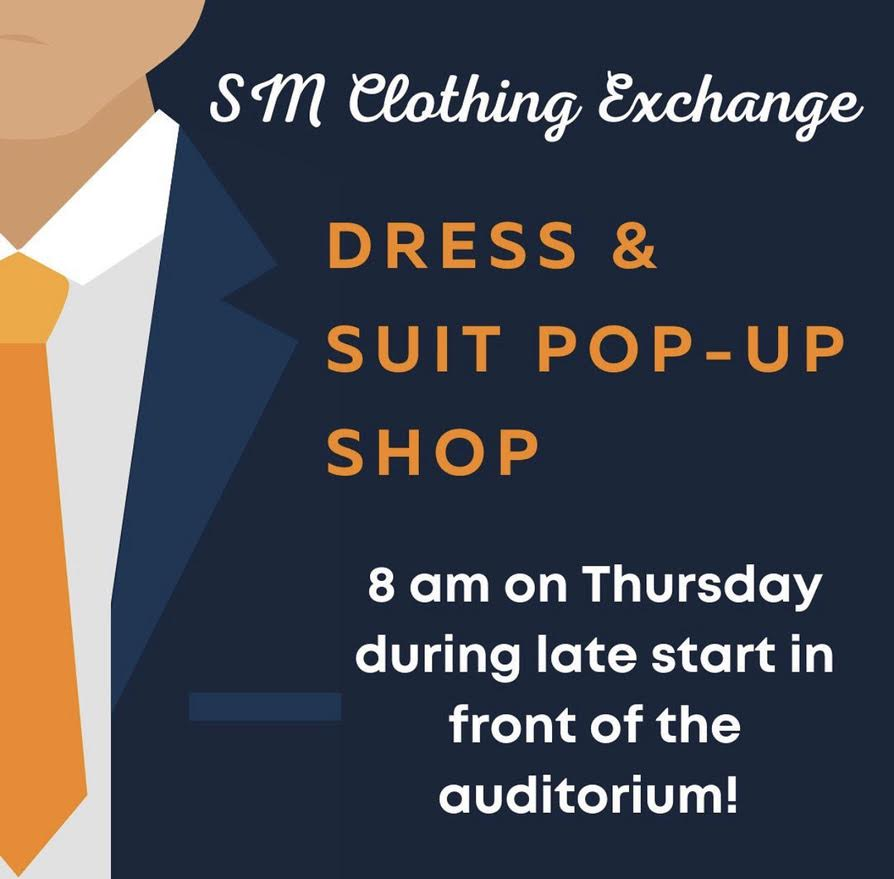Looking for a suit or dress for homecoming?