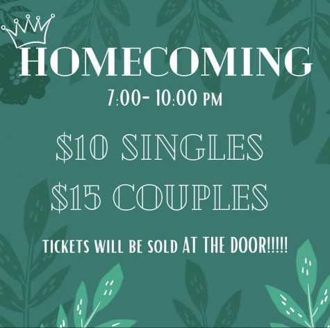 Homecoming Information