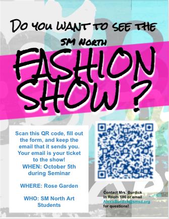 SM North Fashion Show